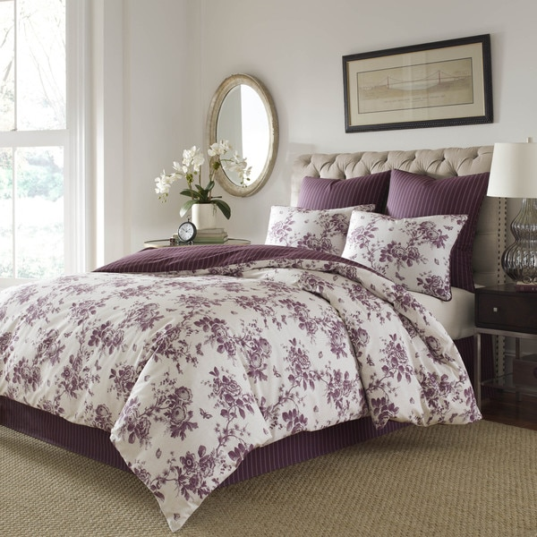 Stone Cottage Cordelia Cotton Sateen Comforter Set