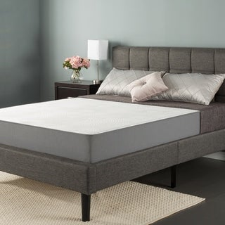 Priage Viscolatex Perfect Comfort 10-inch Twin-size Memory Foam Mattress