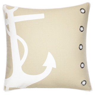 Nautica Anchor 20-inch Decorative Pillow
