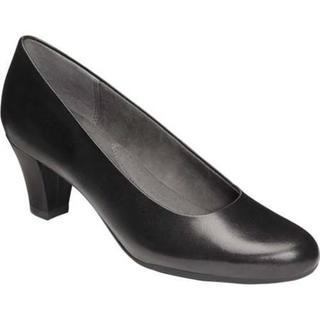 Women's Aerosoles Shore Thing Black Leather