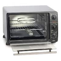 Elite Cuisine ERO-2008N 23-liter Toaster Oven Broiler with Rotisserie