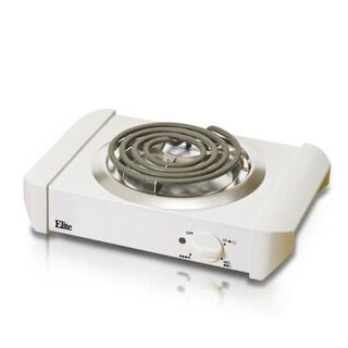 Elite Cuisine ESB-301 Electric Single Buffet Burner