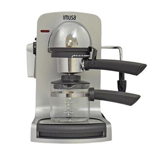 IMUSA GAU-18201 Bistro 4-cup Espresso Maker
