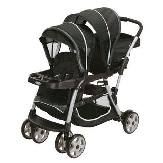 Graco Ready2Grow Click Connect LX Stroller in Gotham