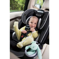 Fabric Booster Car Seats