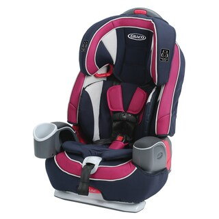 Graco Nautilus 65 LX 3-in-1 Harness Booster Seat in Ayla