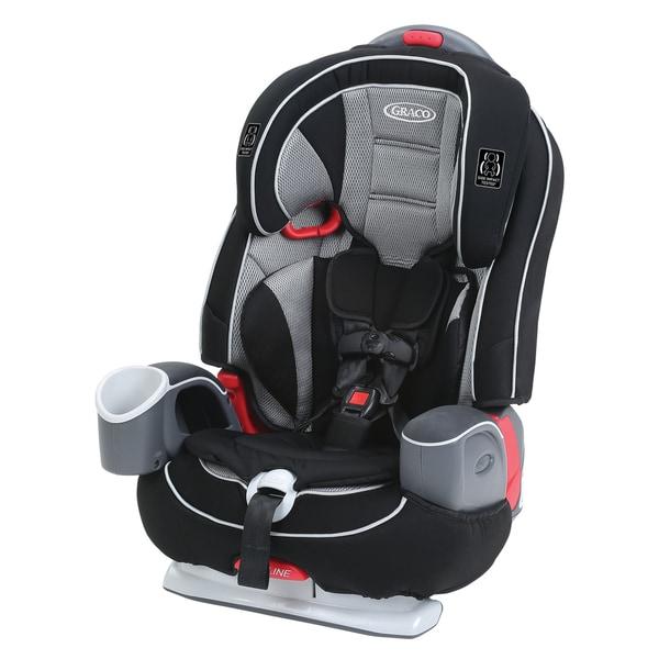 Graco Nautilus 65 LX 3-in-1 Harness Booster Seat in Matrix