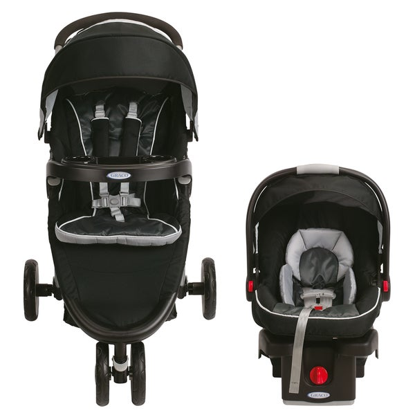 Graco Fast Action Sport Travel System SnugRide Click Connect 35 in Gotham