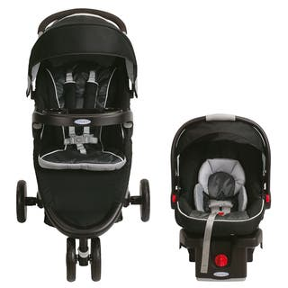 Graco Fast Action Sport Travel System SnugRide Click Connect 35 in Gotham|https://ak1.ostkcdn.com/images/products/11597666/P18536604.jpg?impolicy=medium