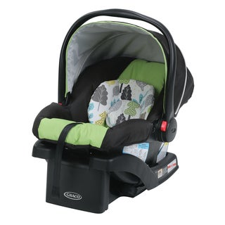 Graco SnugRide 30 Click Connect Infant Car Seat with Front Adjust in Bear Trail