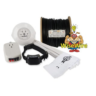 PetSafe YardMax In-ground Dog Fence System with WiseWire