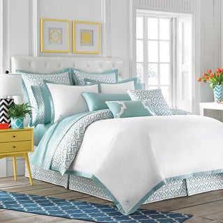 Jill Rosenwald Copley Reversible Newport Gate Duvet Cover. Size Twin Duvet Covers   Overstock com Shopping   Create A New