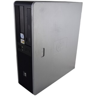 HP Compaq dc7900 SFF Grey/ Black PC Intel Core 2 Duo 3.00GHz 4GB DIMM DDR2 200GB Windows 7 Home Premium 32-Bit (Refurbished)