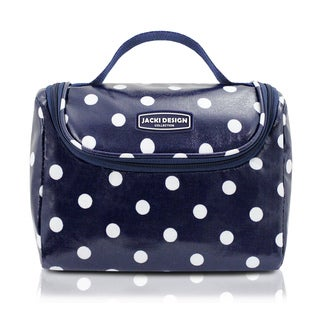 Jacki Design Polka Dot Medium Insulated Lunch Bag
