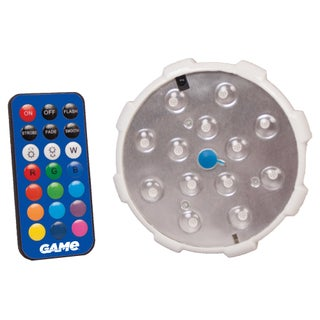 Remote Control LED Color Changing Pool Wall Light - White
