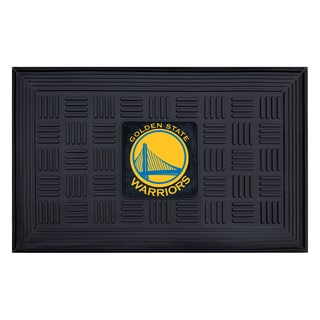 NBA - Golden State Warriors Medallion Door Mat