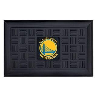NBA - Golden State Warriors Medallion Door Mat