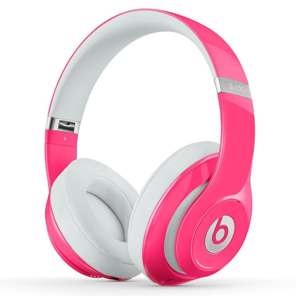 Beats By Dre Pink Studio 2 Wired Headphones Refurbished STUDIO2WIREDP-RB