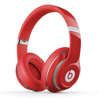 Beats By Dre Red Studio 2 Wireless Headphones (Refurbished)