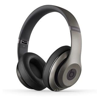 Beats By Dre Studio 2 Wireless Headphones Titanium (Refurbished)