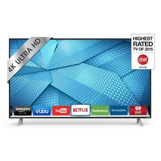 Vizio 75-inch 4k Smart 240hz HD Led HDTV with Wifi-m75-c1 (Refurbished)