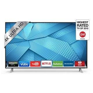 Vizio 75-inch 4k Smart 240hz HD Led HDTV with Wifi-m75-c1 (Refurbished)