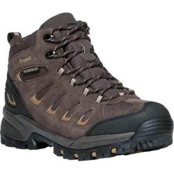 Men's Propet Ridge Walker Hiking Boot Brown Suede/Mesh