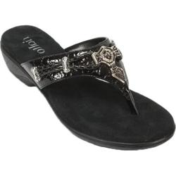 Women's Rialto Kismet Black/E-Print/Metallic Synthetic