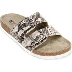 Women's White Mountain Helga Natural Leather