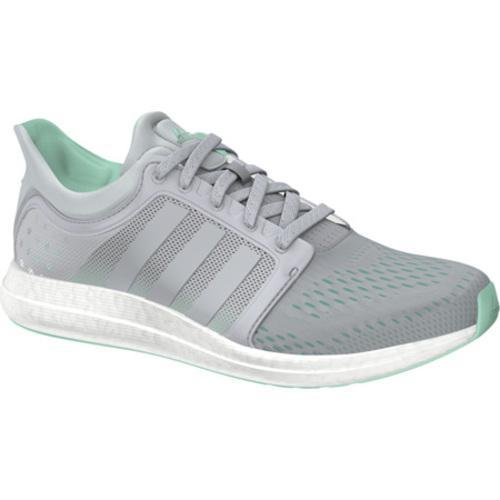 4128919cec3 Shop Women's adidas CC Rocket Boost Light Grey/Light Grey/Frost Mint - Free  Shipping Today - Overstock - 11864976