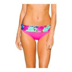 Women's Swim Systems Banded Bottom Floral Fusion