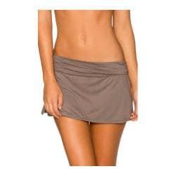 Women's Swim Systems Banded Skirt Pebble