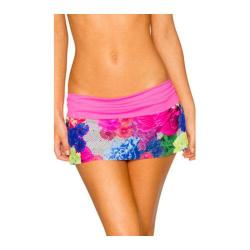 Women's Swim Systems Banded Skirt Floral Fusion