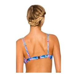 Women's Swim Systems Double Strap Underwire Top with Removable Cup Cascade