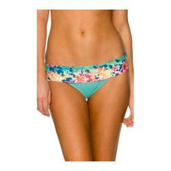 Women's Swim Systems Flat Fold Hipster Bottom Snapdragon