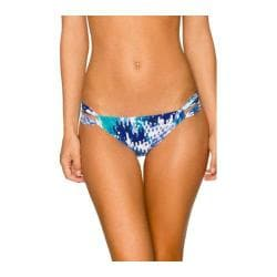 Women's Swim Systems Tunnel Tab Side Bottom Ocean Palms