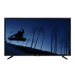 Tcl 48-inch Roku HDTV 1080p 120hz Smart Led with Wifi-48fs3750 (Refurbished)