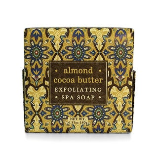 Madame Earth Greenwich Bay Almond Cocoa Butter Soap (Bundle of 6)