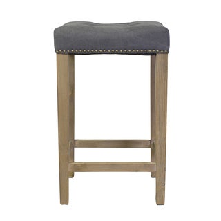 Ash Bar Stool (No Kickplate)