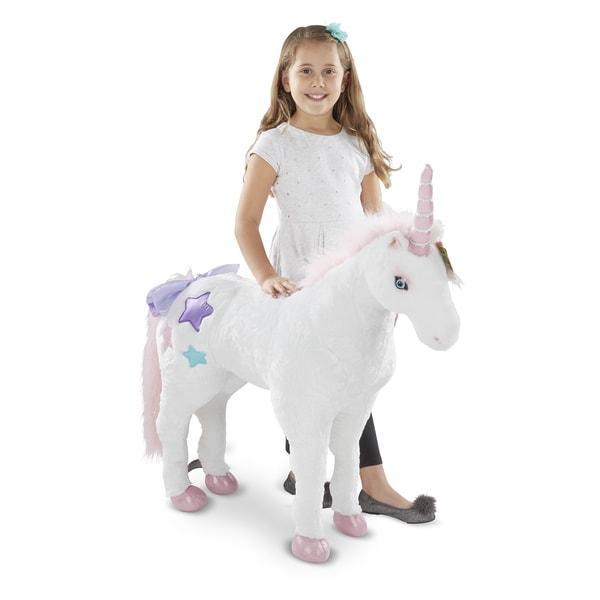 Melissa & Doug Plush Unicorn