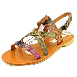Stella McCartney Women's 'Barking' Basic Textile Sandals