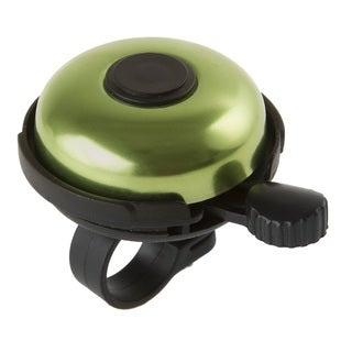 M-Wave Green Alloy Rotary Action Bell