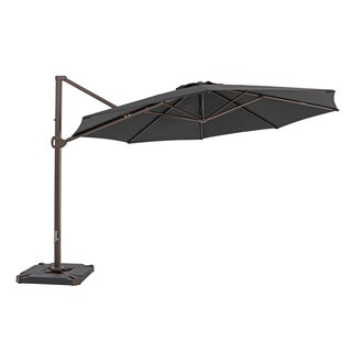 TrueShade Plus 11.5-foot Cantilever Square Umbrella