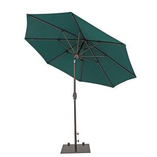 Sorara USA 9-foot Market Umbrella with Push Button Tilt