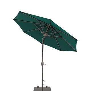 Sorara USA 9-foot Market Umbrella with Auto Tilt and Crank