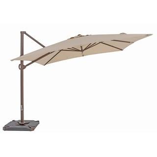 Sorara USA 10-foot Cantilever Square Umbrella