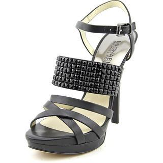 Michael Michael Kors Women's 'Arabella Platform' Leather Sandals