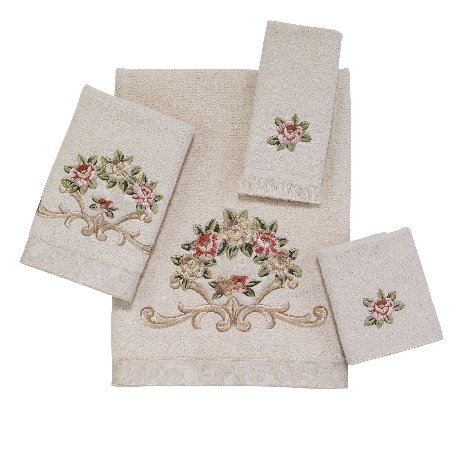 Buy Floral Towels Online At Overstock Our Best Towels Deals