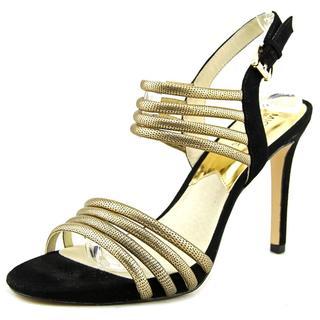 Michael Michael Kors Women's 'Cameron Sandal' Regular Suede Sandals