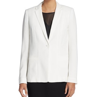Elie Tahari Winnie White Blazer (Option: 2)